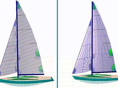 Moderne Am-Wind Segelschnitte - Beitragsbild
