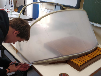 Ein Einblick in die Ausbildung zum/ zur Segelmacher/in - Beitragsbild